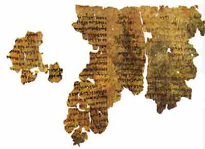 Scroll of Hanokh