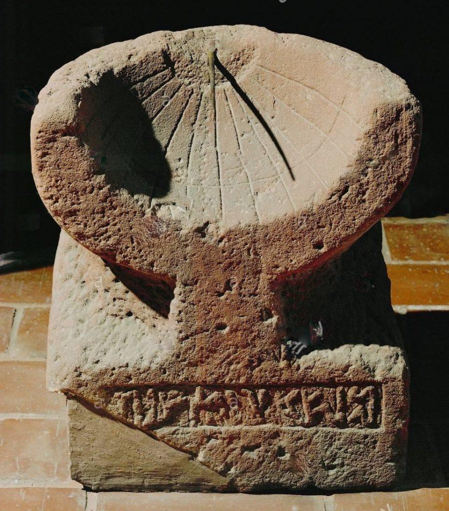 Hejira Sundial.