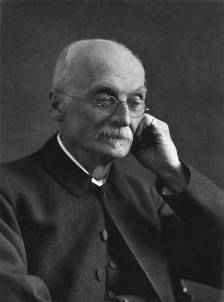 Portrait of A.H. Sayce